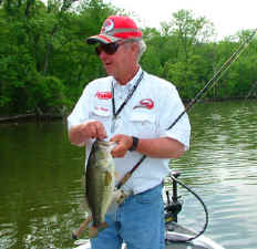 big mouth lures pro staff